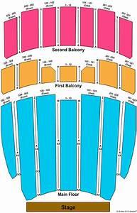 Elliott Hall Of Music Mamma Seating Chart