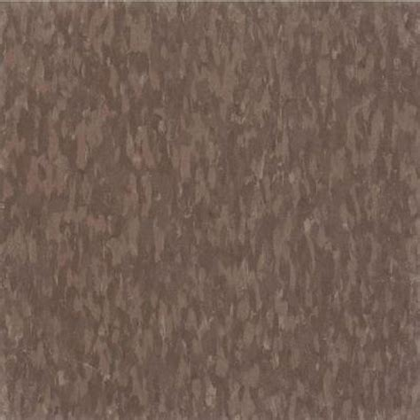 armstrong flooring vct armstrong take home sle imperial texture vct purple brown commercial vinyl tile 6 in x 6