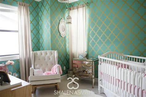 Hollywood Glam Nursery