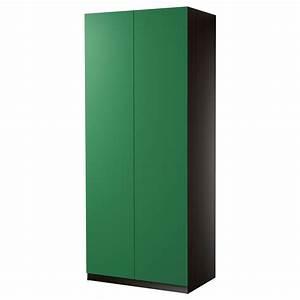 Pax Ikea Türen : pax schrank mit 2 t ren tanem gr n schwarzbraun 100x38x201 cm scharnier ikea green ~ Yasmunasinghe.com Haus und Dekorationen