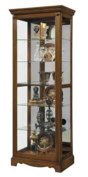 curio cabinet in berwick brown closeout by pulaski