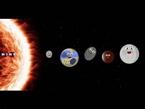 Solar System/Solar System Song/Planet Song/Dwarf Planets ...