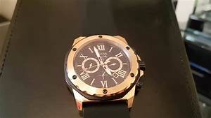 Rose Gold Sprühlack : bulova marine star watch stunning in rose gold youtube ~ Avissmed.com Haus und Dekorationen