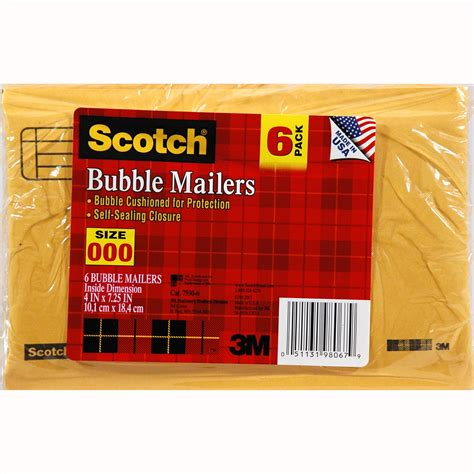 scotch envelope mailers upc barcode upcitemdb