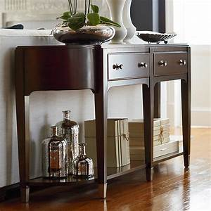 Long Console Table Designs With Proper Storage To Have At