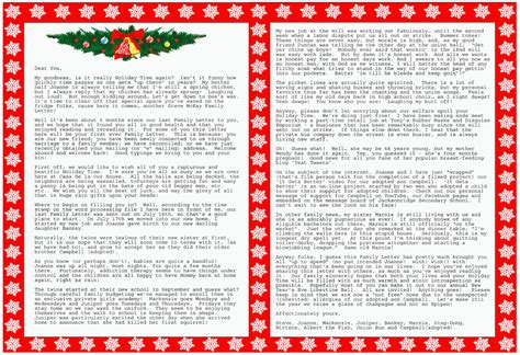 good day regular people holiday letter discussion