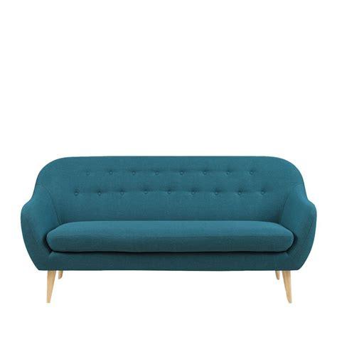 canapé design scandinave canapé bleu turquoise fashion designs