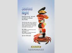 Seafood Night Crowne Plaza Events WhatsUpBahrainnet