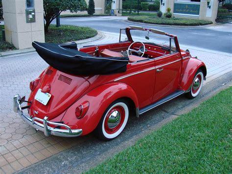 volkswagen convertible 1963 volkswagen beetle convertible 170848
