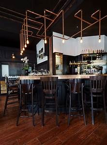 Les Innocents Wine Bar Restaurant By Les Agenceurs