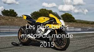 La Plus Belle Moto Du Monde : top 10 les plus belles moto du monde youtube ~ Medecine-chirurgie-esthetiques.com Avis de Voitures
