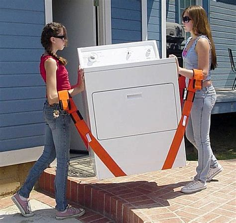 safely move  washer  dryer dolly blog