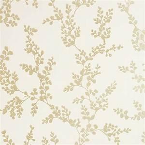 Gold Flower Wallpaper - WallpaperSafari
