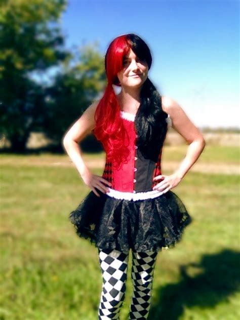harley quinn costume  pictures wikihow