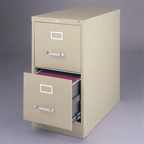2 drawer letter file cabinet in putty 14415
