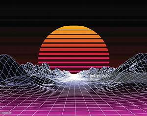 http://media.gettyimages.com/vectors/abstract-80s-style ...