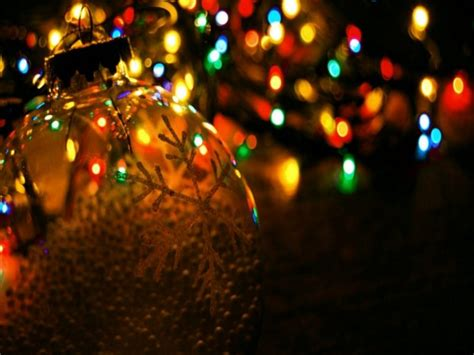 christmas lights wallpapers hd pictures  hd wallpaper