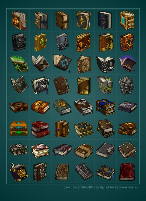 tabletop gaming resources book icons  saarl check
