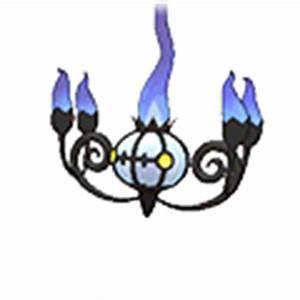 #609 Chandelure Art, Sprites, & Wallpapers - SpriteDex ...