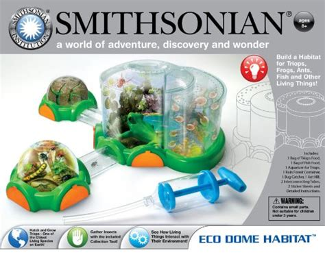 Smithsonian Edome Habitat With Triops Online In