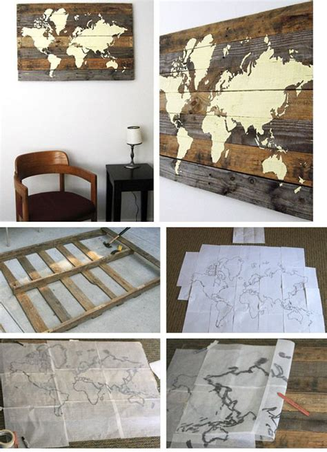 Diy Home Decor Ideas Living Room by 36 Creative Diy Wall Ideas For Your Home Diy Wall