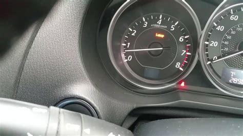 Mazda 6 Skyactiv 20 Petrol Low Rpm Idle Youtube