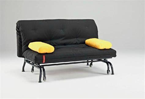 canapé bz design canape lit bz loop noir design clic clac convertible 200 140