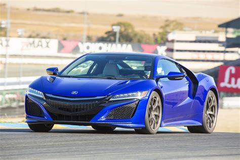 2017 Honda / Acura Nsx Review Of Technical Specs
