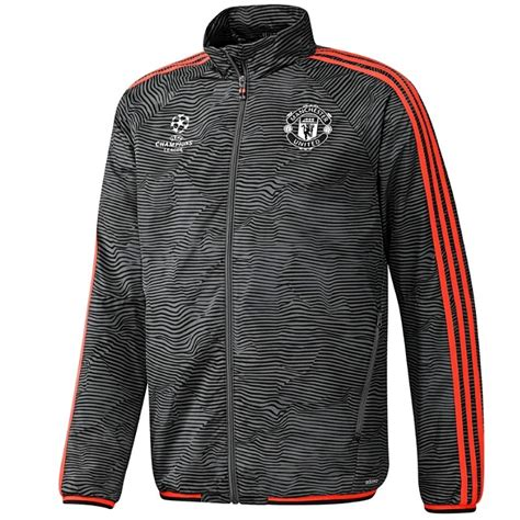 The official manchester united website with news, fixtures, videos, tickets, live match coverage, match highlights, player profiles, transfers, shop and more. Manchester United UCL presentation tracksuit 2015/16 ...