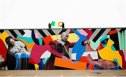 Maser Conor Harrington Artist Mural Collaborate Irish