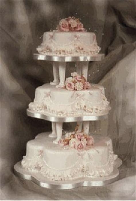 wedding cake sugar flowers petal  peach pink