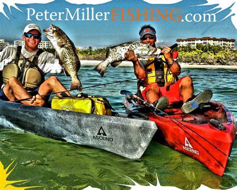 grouper fishing kayak