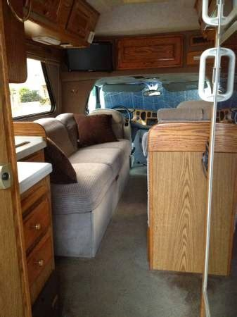 rvs  chinook class  motorhome  sale  owner