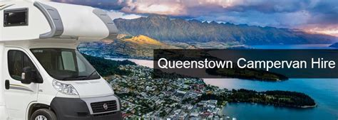 Queenstown Campervan Hire Compare Rates Today
