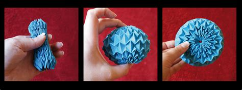 origami magic ball videos download