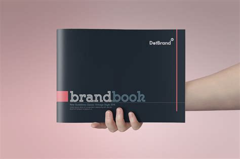 classic brand guidelines templat brochure templates
