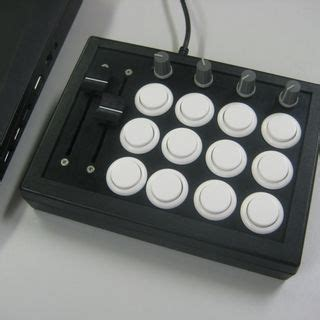 arcade button midi controller diy arcade buttons audio equipment for sale