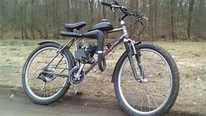 Handyhalterung Fahrrad Mit Ladefunktion : fahrrad mit 80ccm motor in aktion youtube ~ Jslefanu.com Haus und Dekorationen