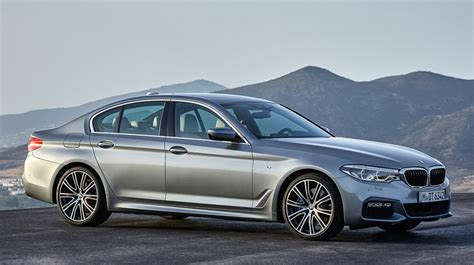 Bmw 5 Series Sedan by 2017 Bmw 5 Series Sedan 95 Octane