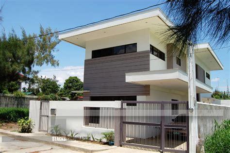 bungalow floor plan modern contemporary design house in laguna philippines