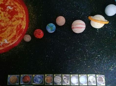maqueta sistema solar en icopor maquetas sistema solar maquetas sol