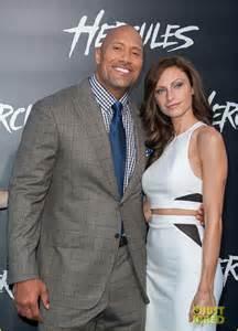 Dwayne Johnson Girlfriend Lauren Hashian Pregnant