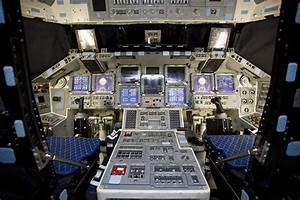 space shuttle atlantis cockpit | Flickr - Photo Sharing!