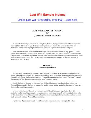 Maryland Will Template by Bill Of Sale Form Maryland Last Will And Testament Sle