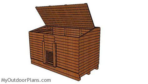 coal bunker plans myoutdoorplans  woodworking