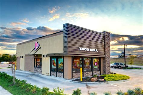 Taco Bell Redesign To Cost Less To Build, Make Exterior