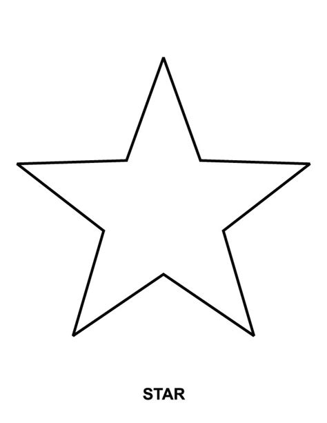 star coloring page   star coloring page