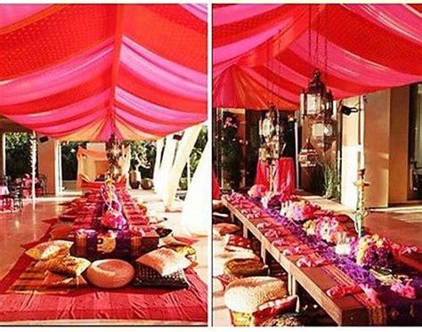 decoration de mariage indienne theme mariage indien
