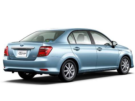 Brand New Toyota Corolla Axio Hybrid For Sale Japanese