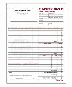 cleaning invoice template 7 free word pdf documents With cleaning company invoice